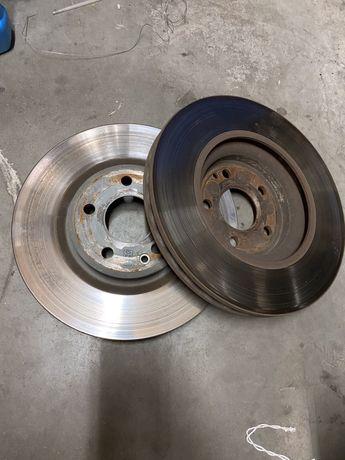 Передні гальмівні диски CLA 250 A117 тормозной диск передний CLA 250
