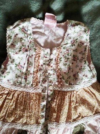 Красивое летнее платье сарафан cutey couture