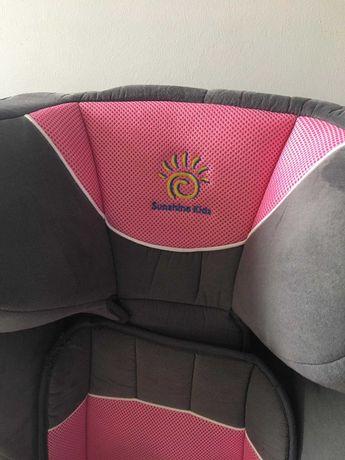 Fotelik samochodowy Montery 15-36 kg