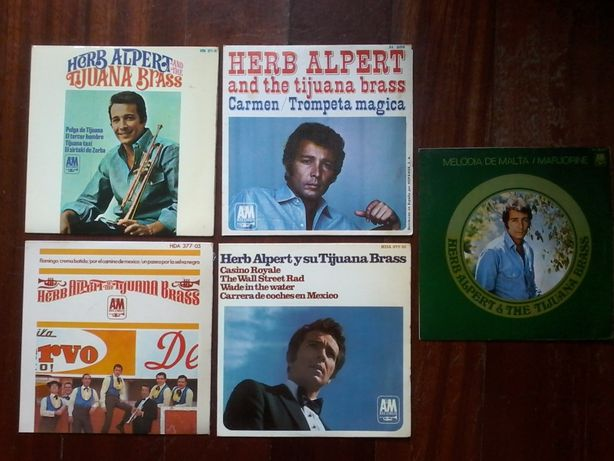 Herb Alpert and the Tijuana Brass - Vinil