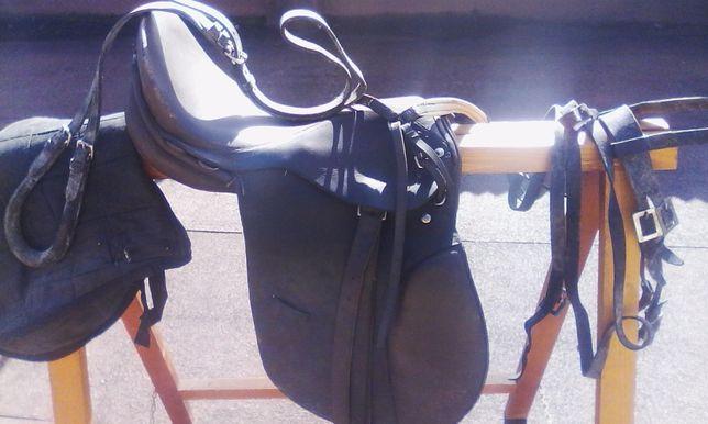 Material equitação