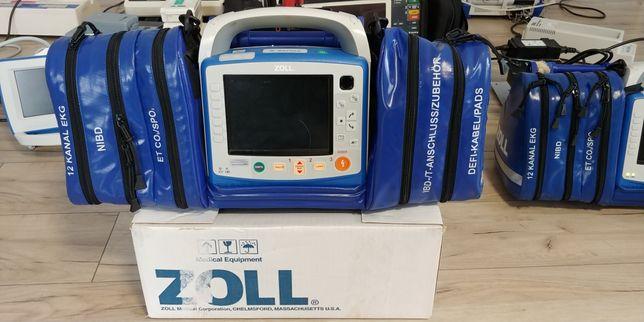 Zoll X Series 12 EKG CO2 ETCO2 SpO2 NIBP.