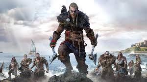 Assassin's Creed Valhalla PS 4