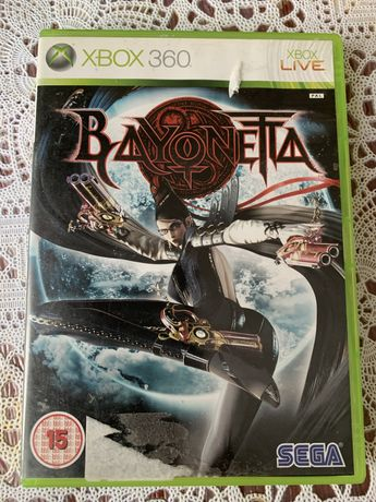 Gry xbox 360 Bayonetta