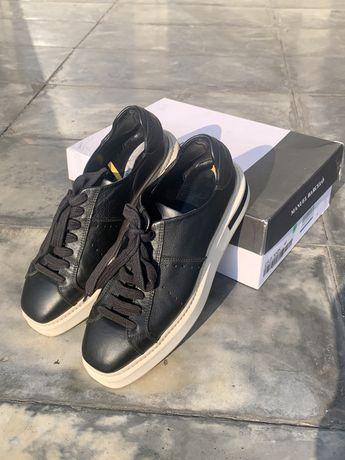Кожаные лоферы, туфли, кроссовки Manuel Barcelo. Размер 40
