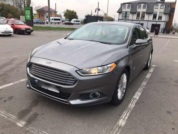 Ford Fusion Plugin Hybrid 2013