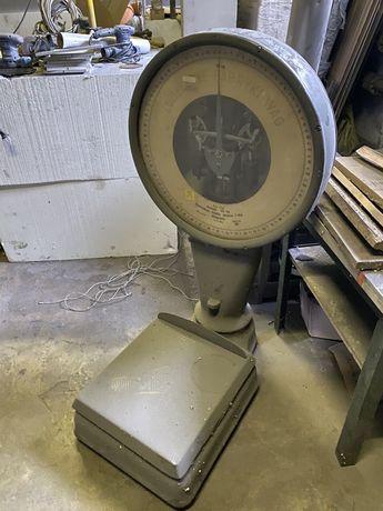 Waga zegarowa przemysłowa Lubelskie Fabryki Wag