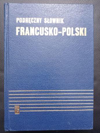 Podręczny słownik francusko - polski [ Duży ]