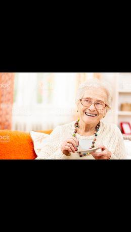 Уход и забота за пожилым человеком за унаследования жилья!