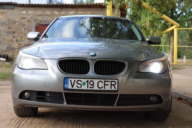 БМВ Е 60 BMW E 60 Беха  пятёрка бэха, бумер