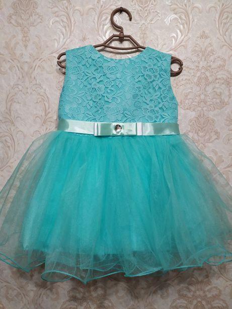 Нарядне дитяче плаття