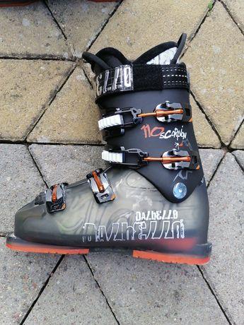 Buty narciarskie Dalbello Scorpion 110 rozmiar 9 327mm jak nowe