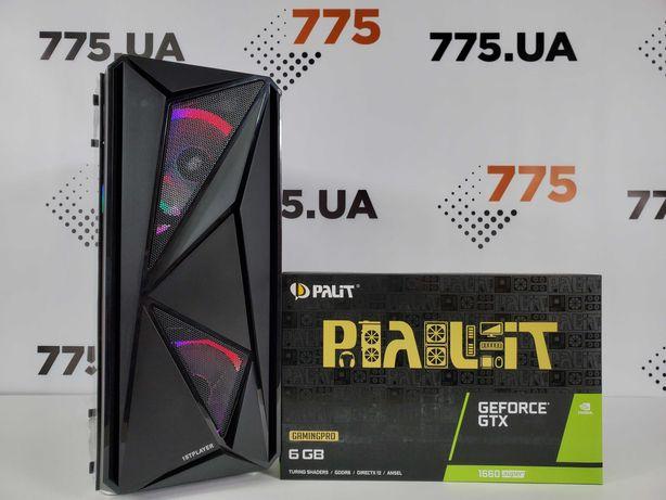 Игровой ПК, Core i7-4790 4.0GHz, RAM 16ГБ, SSD+HDD, GTX1660S 6GB