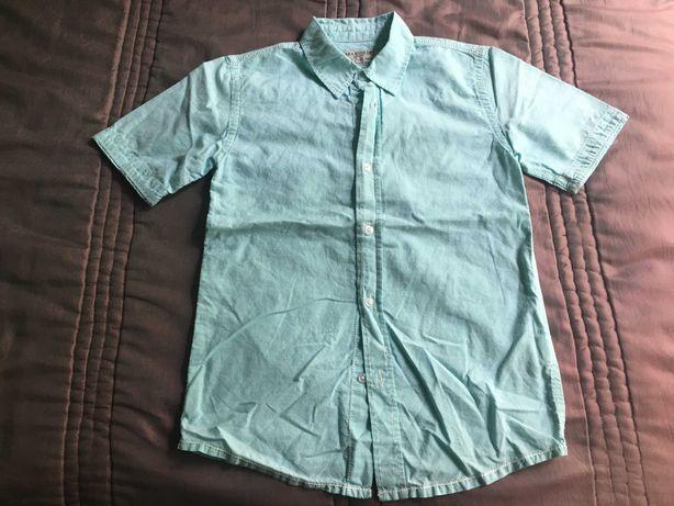 Рубашка детская Zara Kids качество usa
