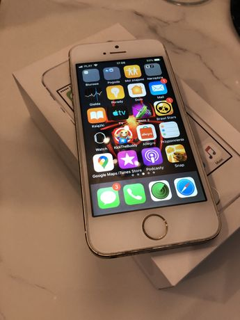 Iphone 5s Gold 16gb A1457