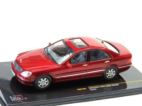 Mercedes w220 S500  Ixo 1:43