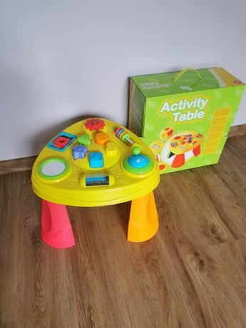 Stolik interaktywny Activity Table Smiki