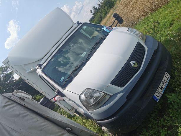 Renault mascott 3.0dci 2007r