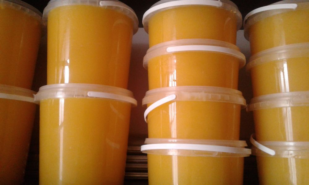 Продам мед, пыльцу Доброполье - изображение 1