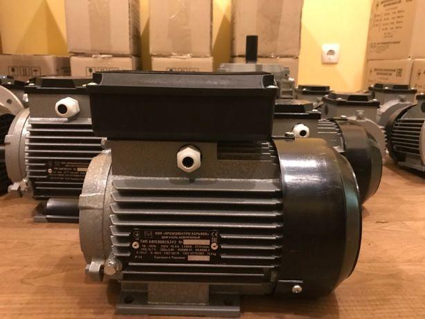 Електродвигун, электродвигатель, 220,380, 2,2 3,0 кВт , частотник