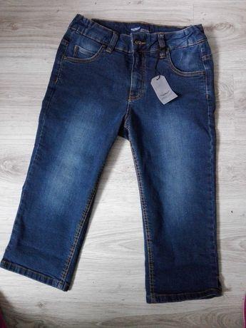 Sprzedam damskie rybaczki jeans Arizona r. 36/38 NOWE