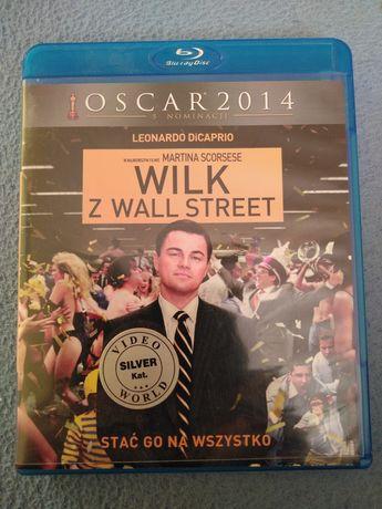 Wilk z Wall Street Blu Ray PL