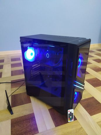 Продам ексклюзивний потужний ігровий комп'ютер по доступній ціні