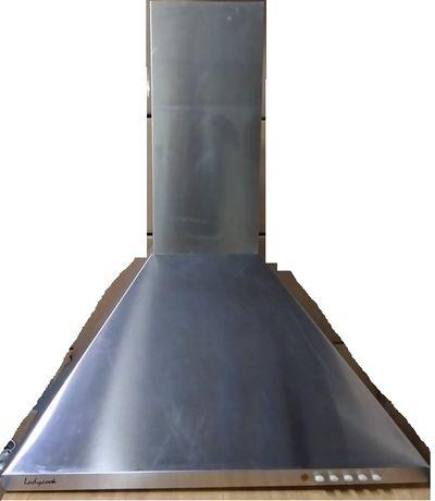 Okap kuchenny Ladycook srebrny 60cm
