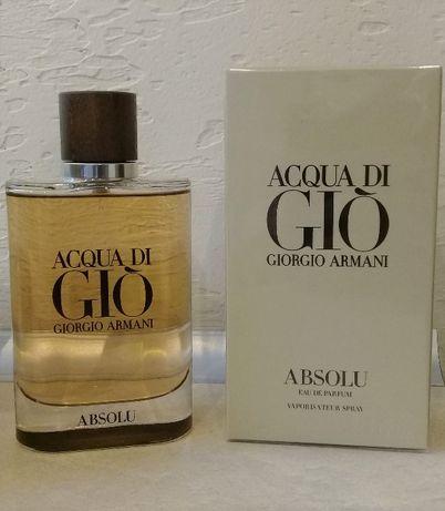 Giorgio Armani Acqua di Giò ABSOLU EDP 40ml, 75ml, 125ml