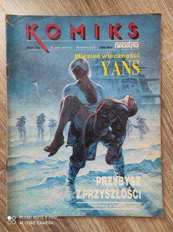 Komiksy yans valerian wieczna wojna rork fantastyka