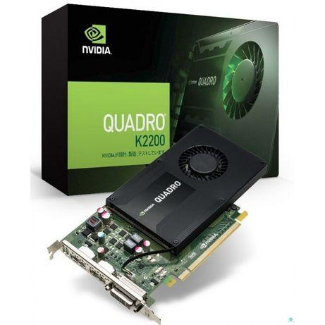 PLACA GRAFICA NVIDIA QUADRO K2200 4GB RAM