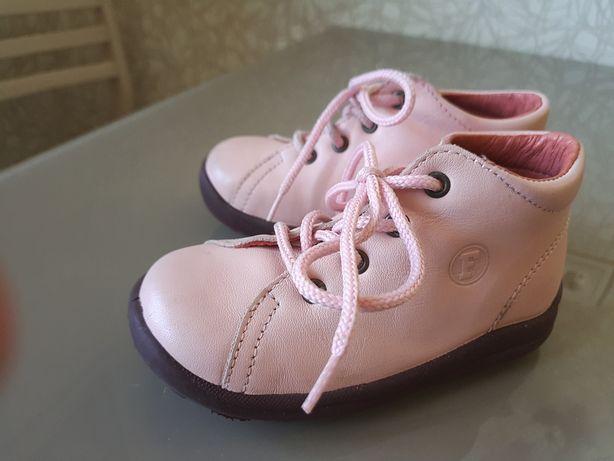 Детские демисезонные ботинки Falcotto 22р на девочку