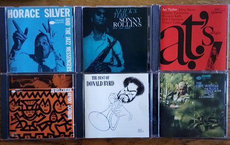 Коллекционный джаз на CD (Blue Note) (hard bop)