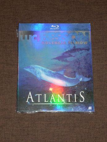ATLANTIS Luc Besson Blu-Ray