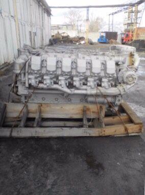 Двигатель ЯМЗ-8401 650л.с (запчасти)