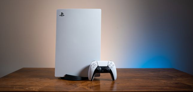 PS5 Konsola SONY PlayStation 5 z napędem