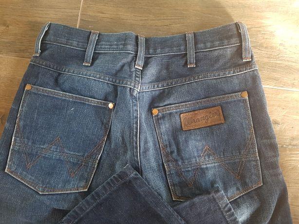 Wrangler W30 L30 spodnie jeansy