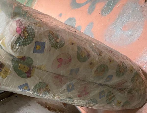 Materac do dziecięcego łóżeczka
