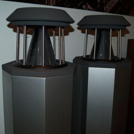 German Physiks HRS 120 kolumny podłogowe dookolne