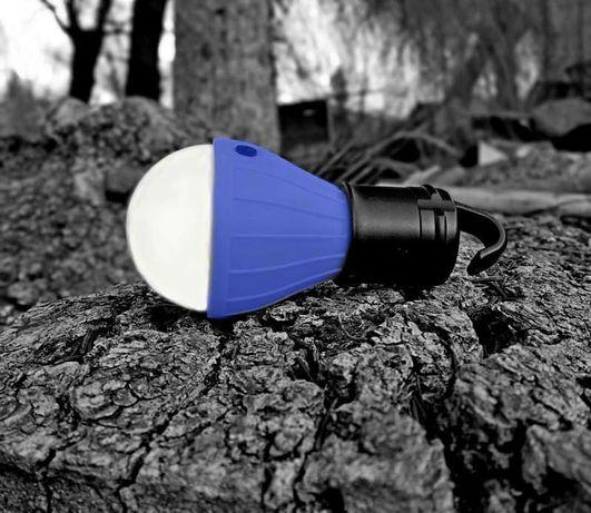 Лампа фонарь на рыбалку палатка гараж автомобиль рюкзак