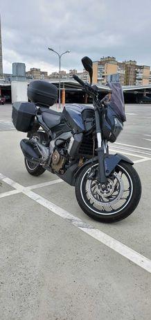 Мотоцикл Bajaj dominar 400 2018
