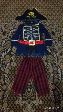 Карнавальный костюм,пиратик.