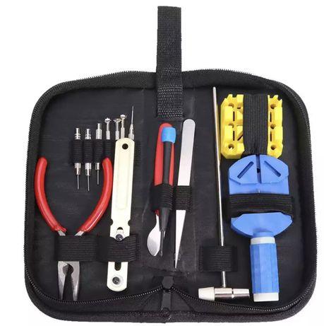 Kit de ferramentas de reparo de relógios