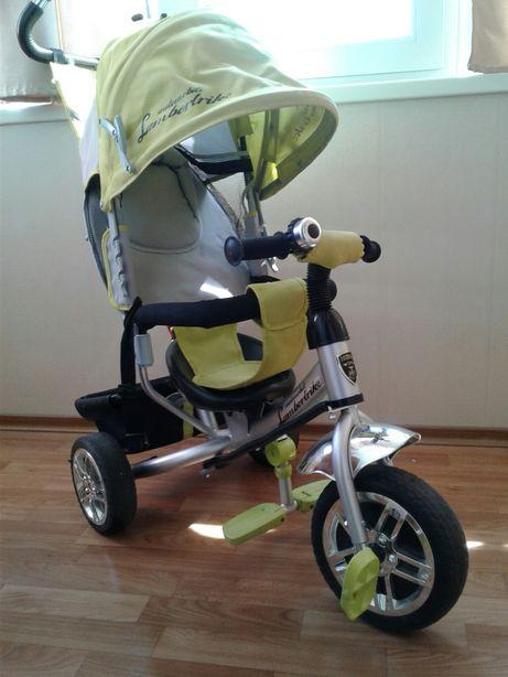 Детский велосипед Азимут Ломботрейк