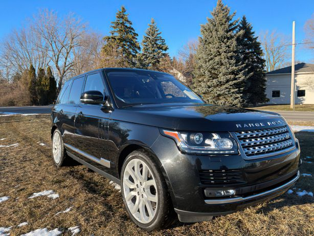 Продам 2017 Land Rover Range Rover