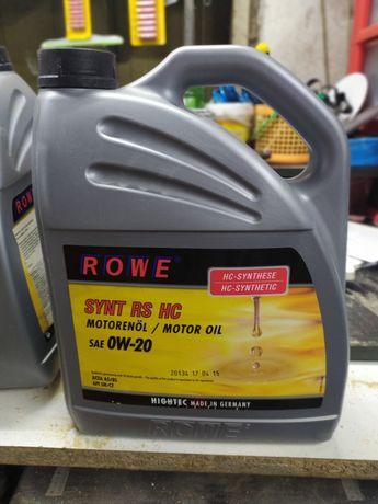 ROWE 0w20 syntetyczny