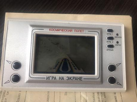 Игра электроника космический полет СССР