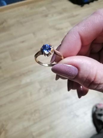 Золотое кольцо проба 583