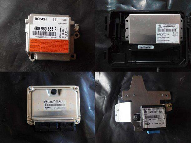 Centralinas, Sensores, Módulos, Balastro e Relés Audi A6 Avant 2003