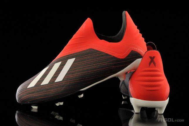 Adidas X18+ FG rozmiar 35 1/2